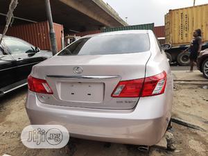 Lexus ES 2009 350 Beige | Cars for sale in Lagos State, Apapa
