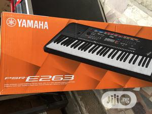 Yamaha PSR E263 Piano | Musical Instruments & Gear for sale in Lagos State, Ojo
