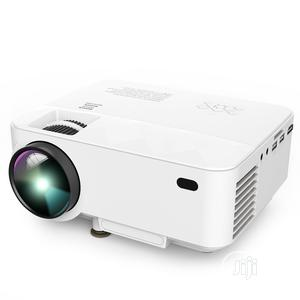 DBPOWER Projector, Mini LCD Projector | TV & DVD Equipment for sale in Lagos State, Ikeja