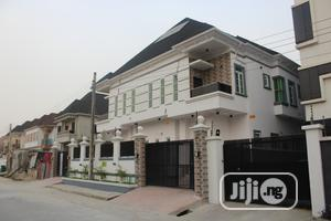Luxury 4 Bedroom Semi Detached Duplex With A BQ For Sale | Houses & Apartments For Sale for sale in Lagos State, Lekki