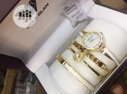Anne Klein Jewelry Set Wrist Watch | Watches for sale in Lagos State, Lagos Island
