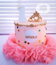 1st Fondant Birthday Cake | Party, Catering & Event Services for sale in Lagos State, Agboyi/Ketu