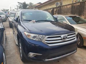 Toyota Highlander 2013 Limited 3.5l 4WD Blue   Cars for sale in Oyo State, Ibadan