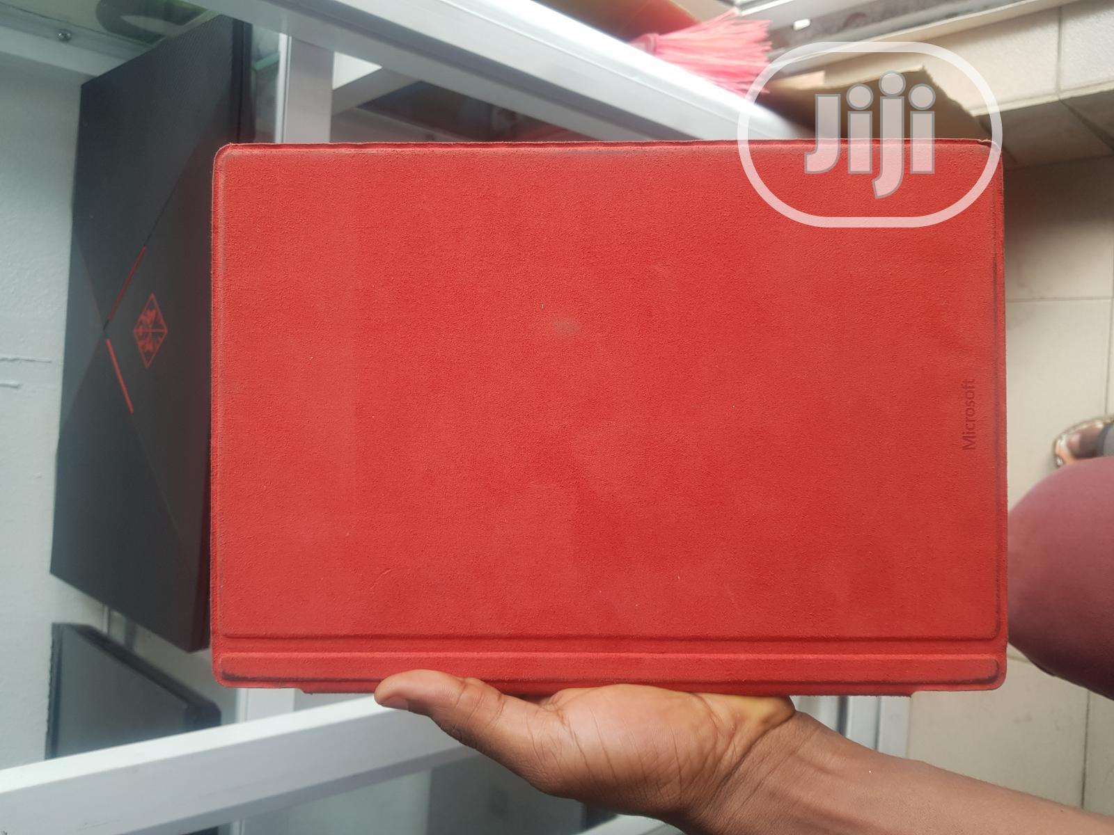 Laptop Microsoft Surface Pro 4 16GB Intel Core i7 SSD 256GB   Laptops & Computers for sale in Ikeja, Lagos State, Nigeria