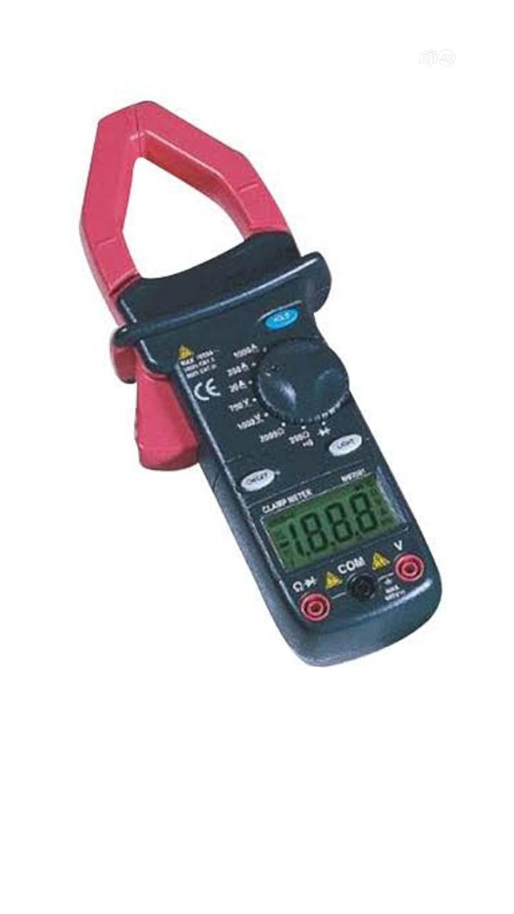 Digital Clamp Meter 2001 | Measuring & Layout Tools for sale in Port-Harcourt, Rivers State, Nigeria