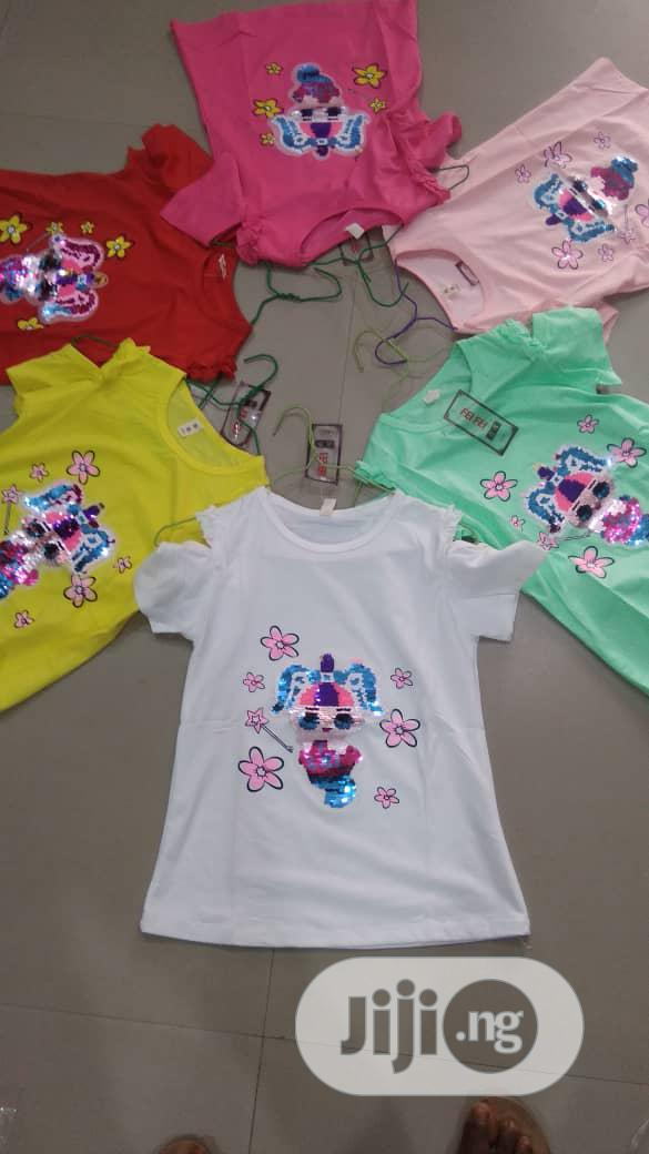 Girl's Top   Children's Clothing for sale in Magodo, Lagos State, Nigeria
