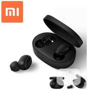 Xiaomi Redmi Airdots Wireless TWS 5.0 Earphone Active Earbuds Headset | Headphones for sale in Lagos State, Ikeja