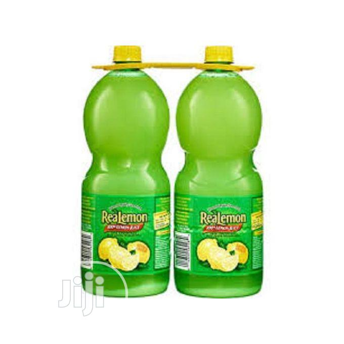 REAL Lemon Juice 2* 1.4 Litres