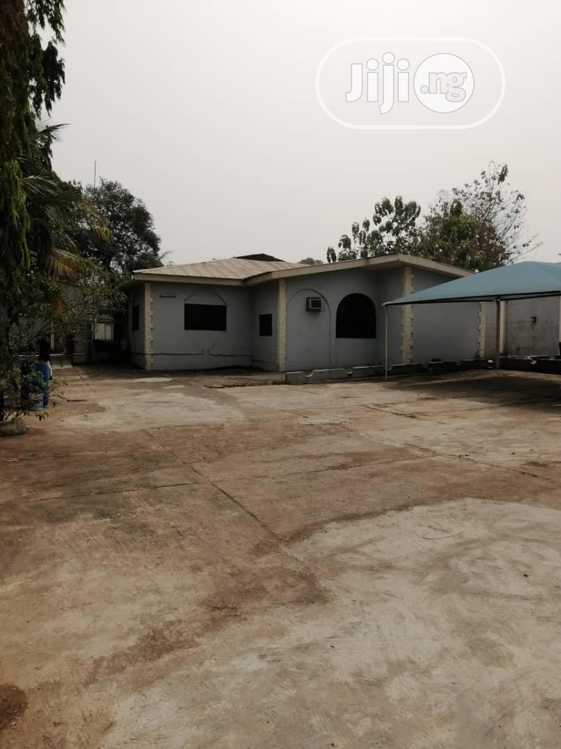 4 Bedroom Bungalow at Main Alalubosa GRA Ibadan