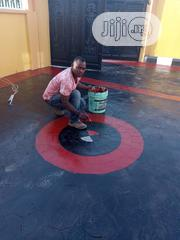 Floor Concrete Stamping Design | Building & Trades Services for sale in Lagos State, Agboyi/Ketu