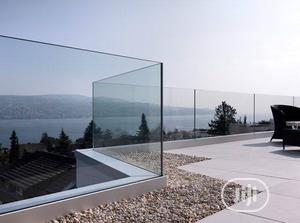 We Make And Install Frameless Glass Balustrade Anywhere In Nigeria | Building & Trades Services for sale in Lagos State, Lagos Island (Eko)