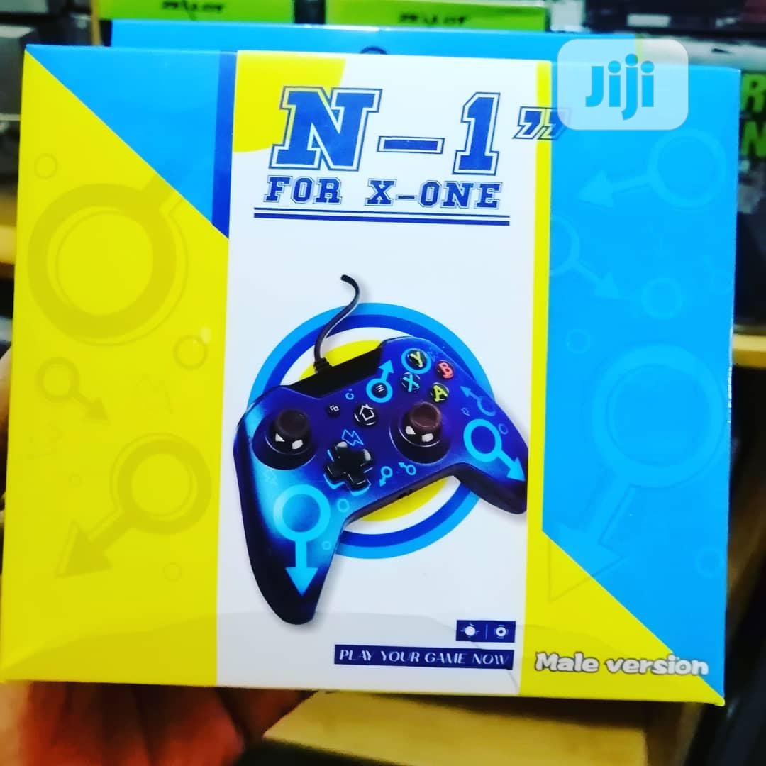 Xbox One USB Wired Controller | Accessories & Supplies for Electronics for sale in Ikeja, Lagos State, Nigeria