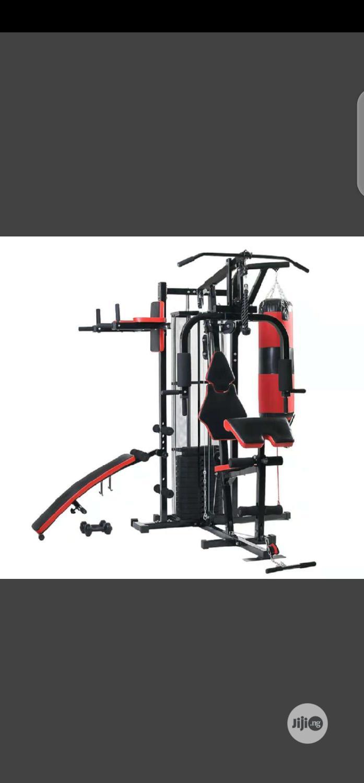 Brand New Multi Station Gym
