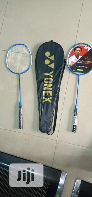 Brand New 2in1 Yonex Badminton Racket   Sports Equipment for sale in Lagos State, Surulere