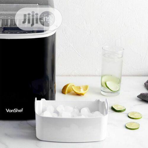 Vonshef Ice Maker Machine – Counter Top | Kitchen Appliances for sale in Ajah, Lagos State, Nigeria