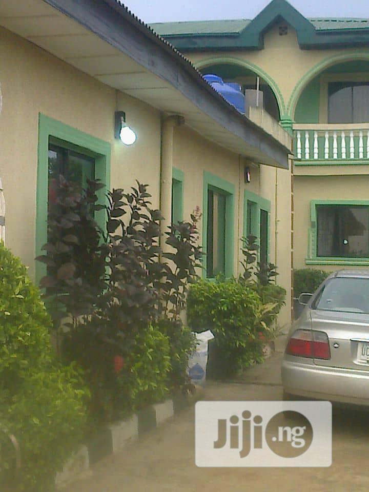 Standard 4 Flats Of 2 Bedroom & 4 Bedroom Bungalow Off LASU Iba Isheri Road Igando For Sale.