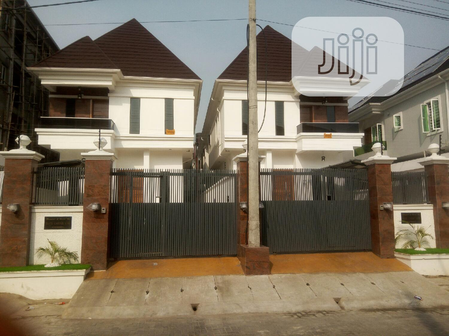 New 5 Bedroom Detached Duplex With BQ At Osapa London Lekki For Sale | Houses & Apartments For Sale for sale in Lekki, Lagos State, Nigeria