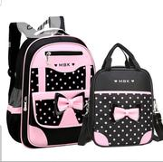 Girls Beautiful School Bag With Lunch | Babies & Kids Accessories for sale in Lagos State, Ikeja