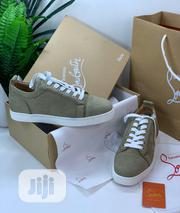 Christian Louboutin and Versace High Class Sneakers Shoes   Shoes for sale in Lagos State, Lagos Island