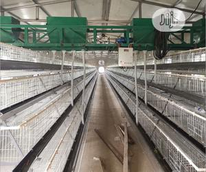 China Factory Best Quality Layer Cage Imported Layer Cage | Farm Machinery & Equipment for sale in Imo State, Owerri