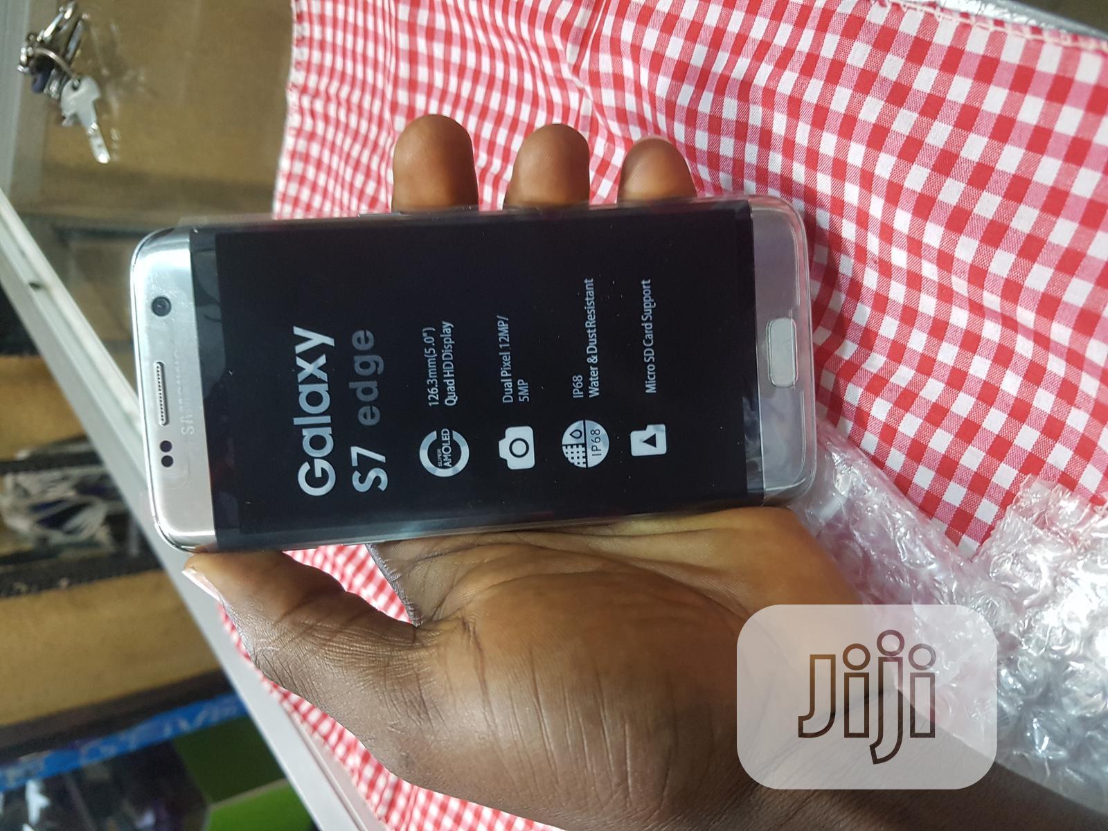 Samsung Galaxy S7 edge 32 GB | Mobile Phones for sale in Ikeja, Lagos State, Nigeria