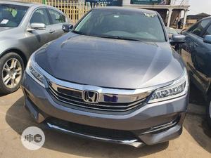 Honda Accord 2017 Gray   Cars for sale in Oyo State, Ibadan