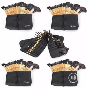 24pcs Kabuki Professional Makeup Brushes   Makeup for sale in Abuja (FCT) State, Dei-Dei