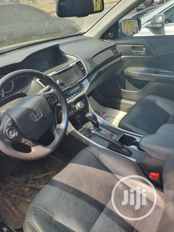 Honda Accord 2017 Gray | Cars for sale in Ibadan, Oyo State, Nigeria