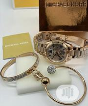 Female Wristwatch And Bracelet   Jewelry for sale in Lagos State, Lagos Island