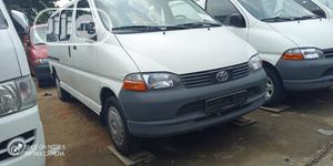 Toyota Hiace Bus 2003 Model, White | Buses & Microbuses for sale in Lagos State, Apapa
