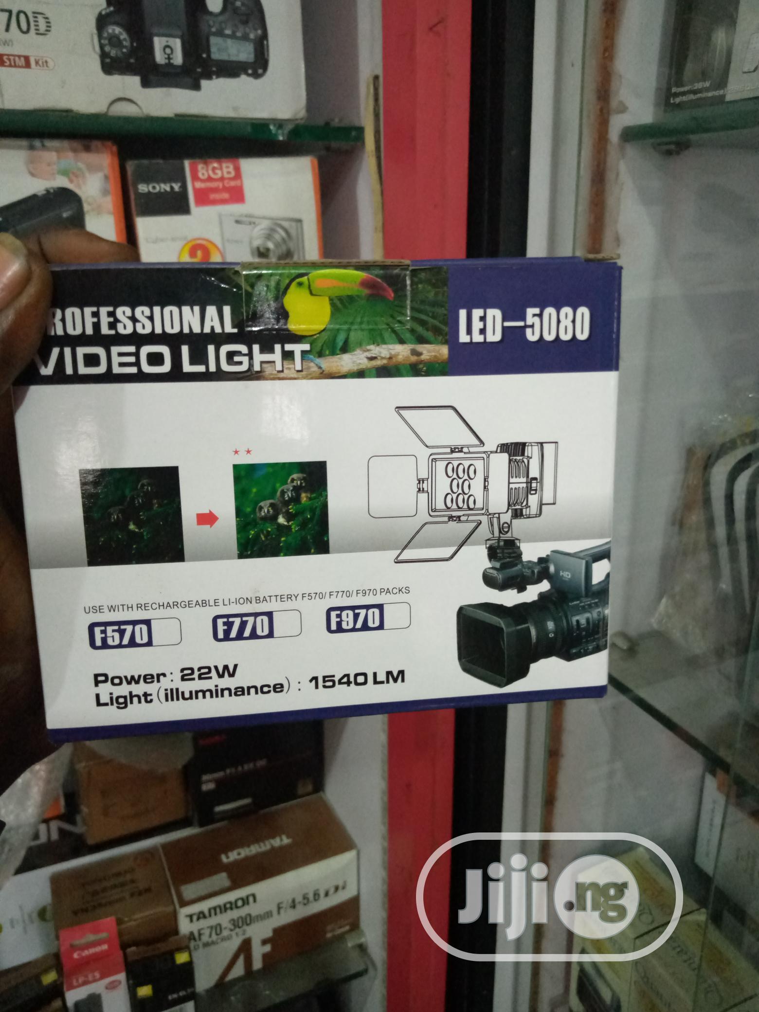 LED Video Light 5080