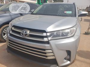 Toyota Highlander 2017 Silver   Cars for sale in Oyo State, Ibadan