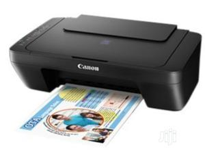 Canon Pixma E474 INK Efficient All In One Printer | Printers & Scanners for sale in Lagos State, Ikeja