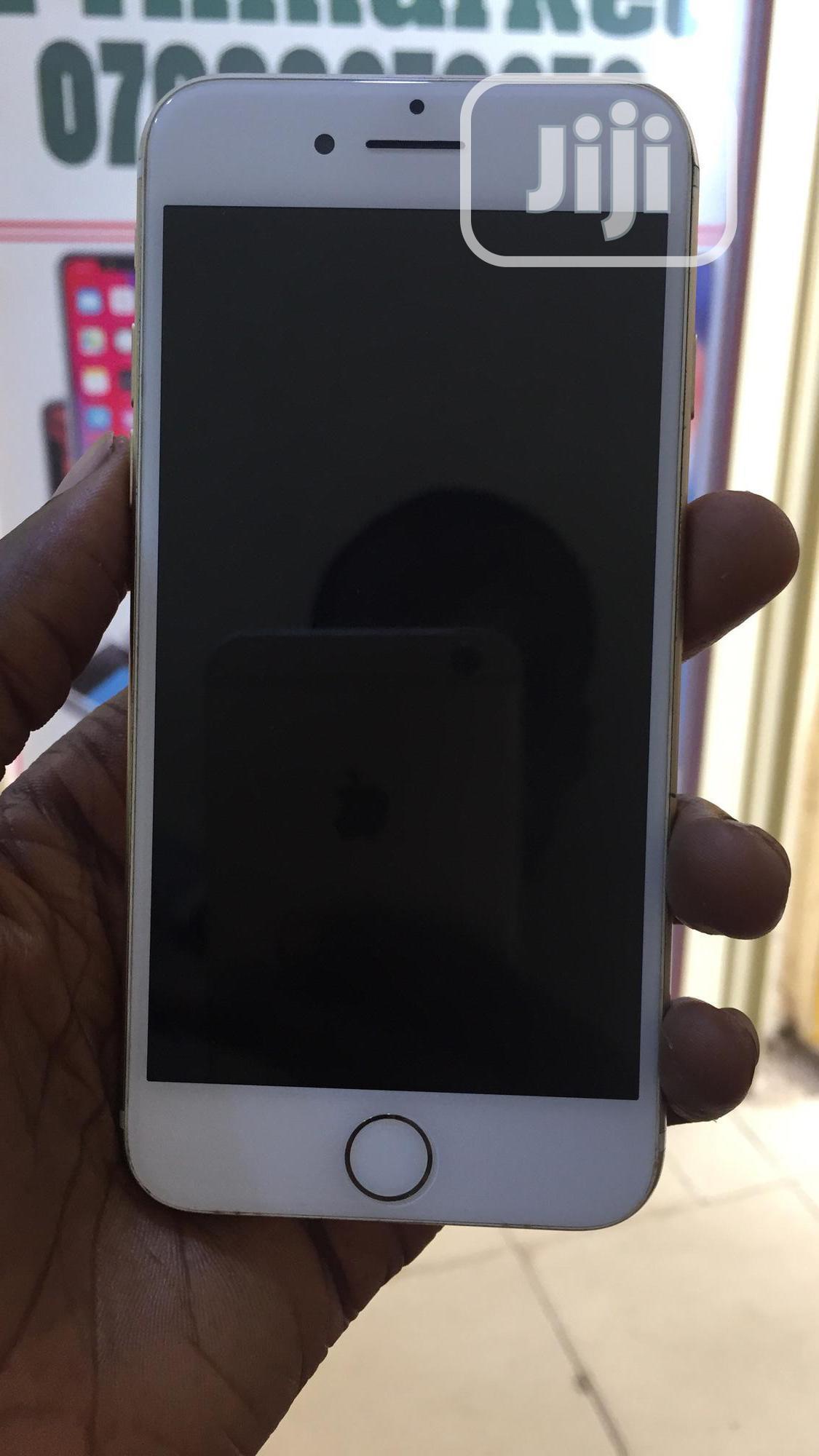 Apple iPhone 7 128 GB Silver | Mobile Phones for sale in Benin City, Edo State, Nigeria
