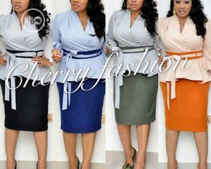 New Women Skirt Blouse   Clothing for sale in Lagos State, Ikeja