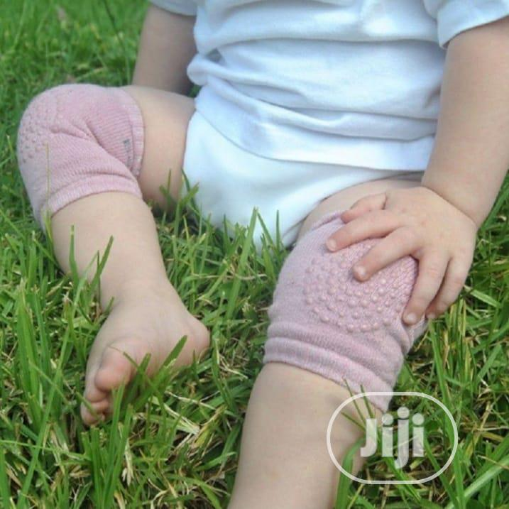 1 Pair Baby Knee Protector Pad Available In Multiple Colours