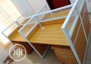Brand New Quality Workstation Table It Is Very Strong With 4 Drawers   Furniture for sale in Lagos State, Lekki Phase 1