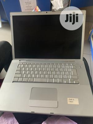 Laptop Apple MacBook Pro 2GB Intel Core 2 Duo 128GB | Laptops & Computers for sale in Kwara State, Ilorin West