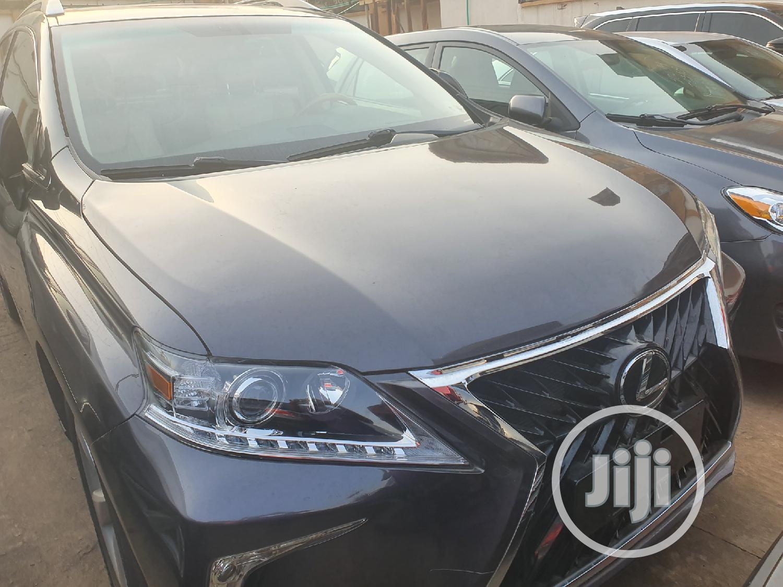 Lexus RX 2012 350 AWD Gray | Cars for sale in Ibadan, Oyo State, Nigeria