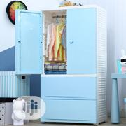 Foreign Baby Plastic Wardrobe | Children's Furniture for sale in Lagos State, Alimosho