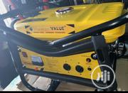 New Power Value Generator 3.5kva | Electrical Equipment for sale in Lagos State, Lagos Island