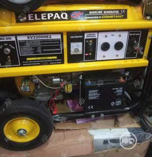 Elepaq Petrol Generator Sv 2200 E2 10 Kva | Electrical Equipment for sale in Lagos State, Ojo