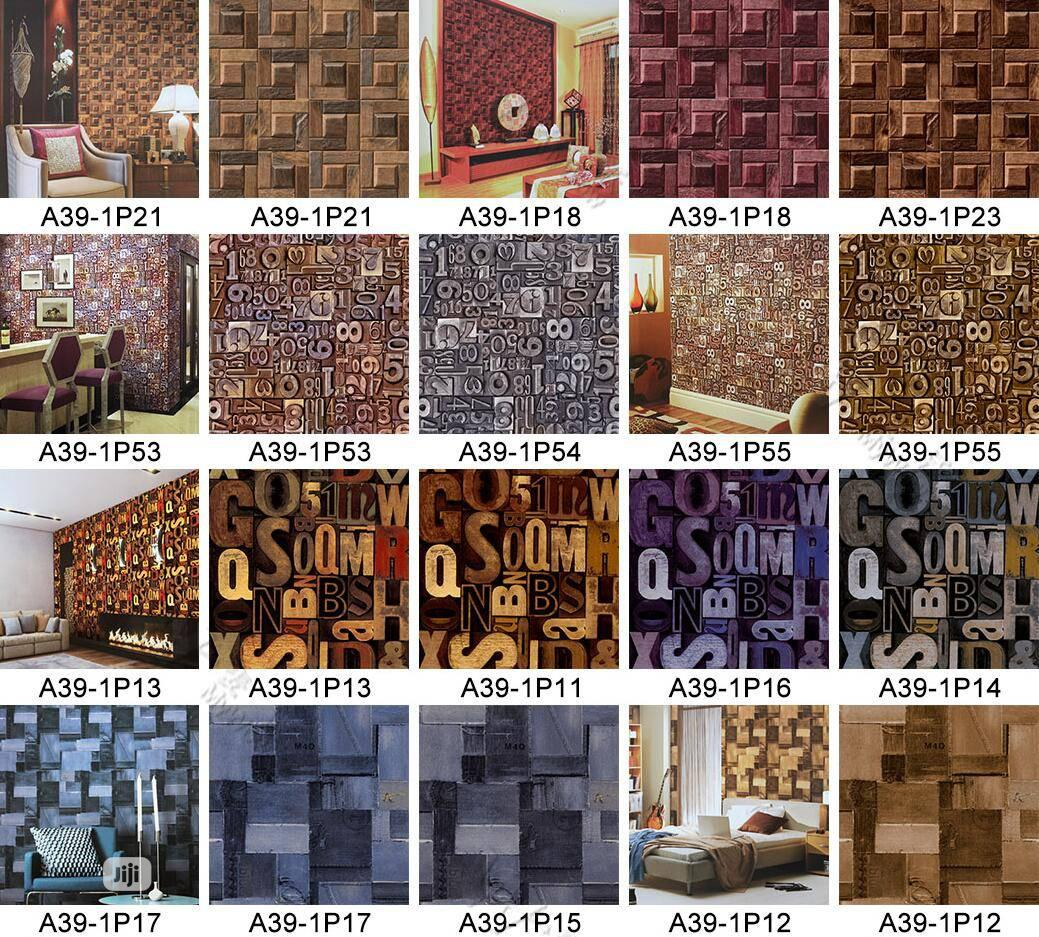 Wallpaper And 3d | Home Accessories for sale in Ikeja, Lagos State, Nigeria
