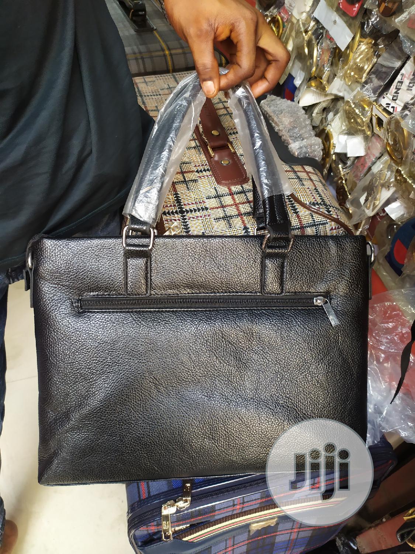 Genuine Leather Men Hanbags | Bags for sale in Lagos Island (Eko), Lagos State, Nigeria