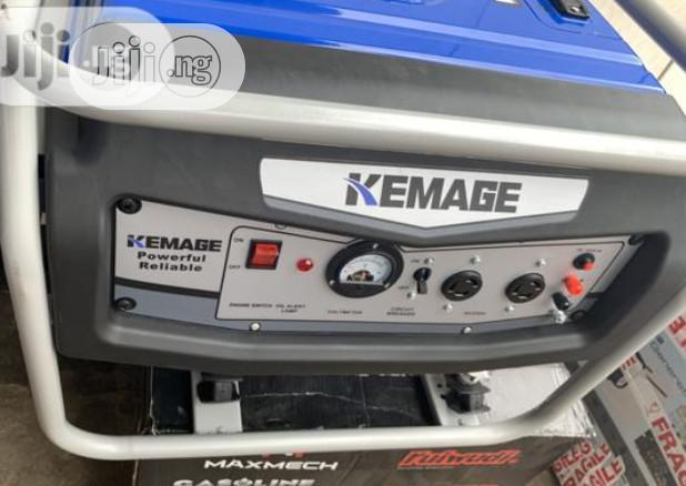 Kemage German Generator Km 4800