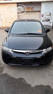 Honda Civic 2007 1.8 Sedan EX Automatic Black | Cars for sale in Lagos State, Isolo