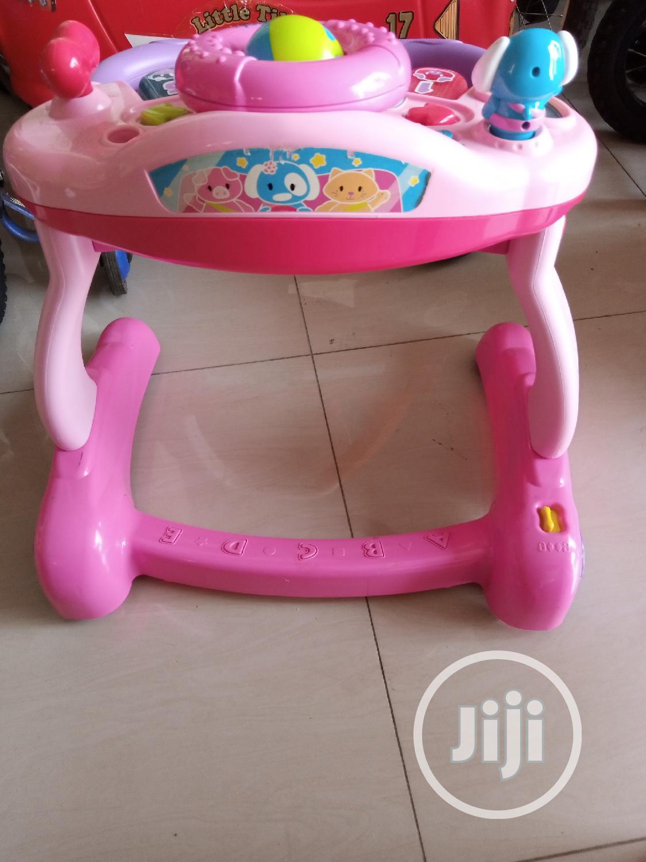 Archive: Baby Walker (Sit To Stand Learner Walker)