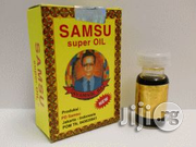 Samsu Oil - Cure For Premature Ejaculation (No Side Effect) | Sexual Wellness for sale in Lagos State