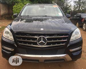 Mercedes-Benz M Class 2012 Black   Cars for sale in Lagos State, Amuwo-Odofin