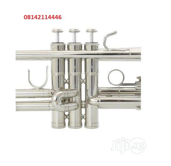 Professional Trumpet - Silver | Musical Instruments & Gear for sale in Ojo, Lagos State, Nigeria